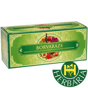 Borvarázs - Mulled Wine - mulled wine flavor spice blend 25 x 1.5g