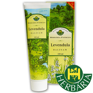 Lavender balm for muscles - Herbaria - 100ml