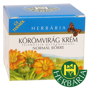 Marygold cream Herbaria - for normal skin - 50ml