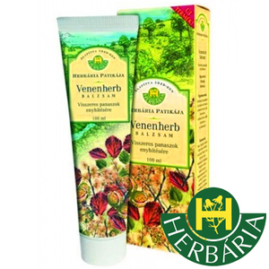Venenherb balm for varices - Herbaria - 100ml