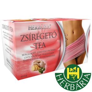 Weightloss tea - Blend of teas - flavored with bergamot, ginger and green coffee 20 x 2g