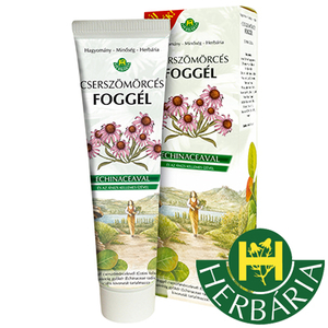 Toothgel Herbaria - Sumac and Echinacea - mint flavor 100ml
