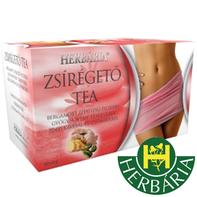 Weightloss Tea Blend Of Teas Flavored With Bergamot Ginger And